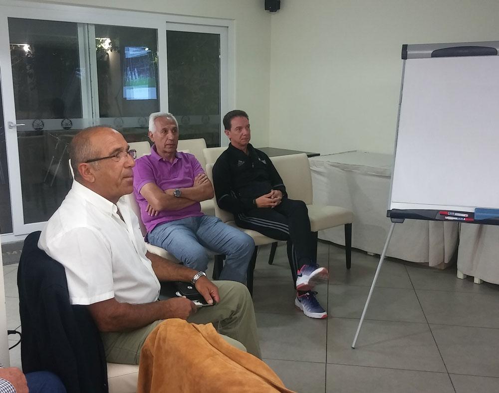 Δωρεάν σεμινάριο προπονητών ποδοσφαίρου
